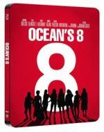 Ocean'S Eight (Steelbook) (Blu-ray)