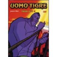 L' uomo tigre. Tiger Box 4 (5 Dvd)