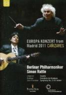 Europa Konzert from Madrid 2011