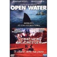 Open Water - Creature del terrore (Cofanetto 2 dvd)