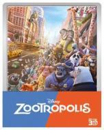 Zootropolis 3D. Special Edition (Cofanetto 2 blu-ray - Confezione Speciale)