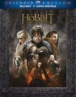 Lo Hobbit. La battaglia delle cinque armate(Confezione Speciale 3 blu-ray)