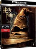 Harry Potter E La Pietra Filosofale (4K Ultra Hd+Blu-Ray) (Blu-ray)