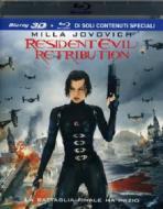 Resident Evil: Retribution 3D (Blu-ray)