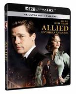 Allied - Un'Ombra Nascosta (Blu-Ray 4K Ultra HD+Blu-Ray) (Blu-ray)