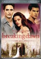 Breaking Dawn. Part 1. The Twilight Saga(Confezione Speciale 2 dvd)