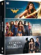 Dc Comics Box Set (3 Dvd)