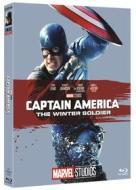 Captain America - The Winter Soldier (Edizione Marvel Studios 10 Anniversario) (Blu-ray)