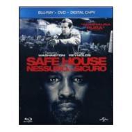 Safe House. Nessuno è al sicuro (Cofanetto blu-ray e dvd)