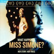 Nina Simone - What Happened Ms Simone (Blu-ray)
