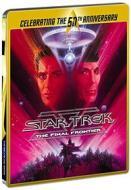 Star Trek 5 - L'Ultima Frontiera (Steelbook) (Blu-ray)
