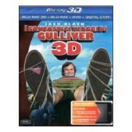 I fantastici viaggi di Gulliver 3D (Cofanetto blu-ray e dvd)