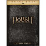 The Hobbit. The Motion Picture Trilogy. Extended Edition (Cofanetto 15 dvd)