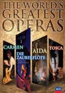 The World-s Greatest Operas (Cofanetto 6 dvd)
