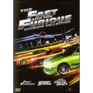 The Fast & the Furious. Ultimate Collection (Cofanetto 4 dvd)