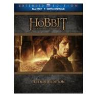 The Hobbit. The Motion Picture Trilogy. Extended Edition (Cofanetto 9 blu-ray)