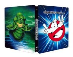 Ghostbusters Collection (2 Blu-Ray) (Steelbook) (Blu-ray)