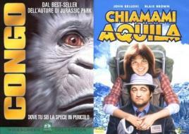 Congo / Chiamami Aquila (2 Dvd)