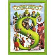 Shrek. La storia completa (Cofanetto 4 dvd)