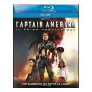 Captain America. Il primo vendicatore (Blu-ray)