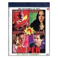 Super. Attento crimine! (Blu-ray)