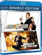 Johnny English. Johnny English. La rinascita (Cofanetto 2 blu-ray)