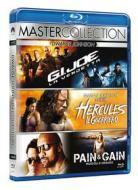 Dwayne Johnson Master Collection (3 Blu-Ray) (Blu-ray)