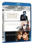 Eddie Redmayne Master Collection (3 Blu-Ray) (Blu-ray)