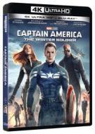 Captain America - The Winter Soldier (Blu-Ray 4K Ultra HD+Blu-Ray) (Blu-ray)