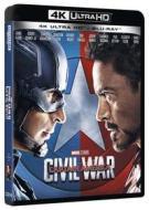 Captain America - Civil War (Blu-Ray 4K Ultra HD+Blu-Ray) (Blu-ray)