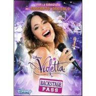Violetta. Il concerto. Backstage Pass