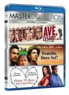 George Clooney Master Collection (3 Blu-Ray) (Blu-ray)