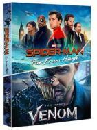 Venom / Spider-Man: Far From Home (2 Blu-Ray) (Blu-ray)
