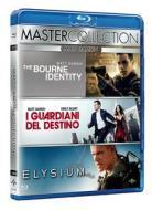 Matt Damon Master Collection (3 Blu-Ray) (Blu-ray)