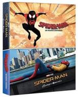 Spider-Man: Un Nuovo Universo / Spider-Man: Homecoming (2 Blu-Ray) (Blu-ray)
