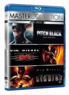 Vin Diesel Master Collection (3 Blu-Ray) (Blu-ray)