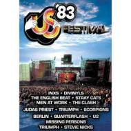 Us Festival 1983. Days 1 - 3