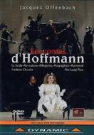 Jacques Offenbach. I racconti di Hoffmann (2 Dvd)