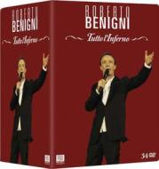 Roberto Benigni. Tutto l'Inferno (34 Dvd)