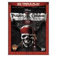 Pirati dei Caraibi. Oltre i confini del mare 3D (Blu-ray)