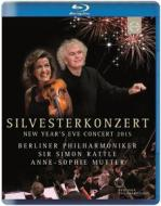 Silvesterkonzert. New Year's Eve Concert 2015 (Blu-ray)