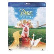 Babe va in città (Blu-ray)