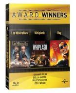 Les Misérables. Whiplash. Ray. Oscar Collection (Cofanetto 3 blu-ray)