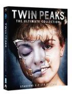 Twin Peaks - Stagione 01-02 (8 Blu-Ray) (Blu-ray)