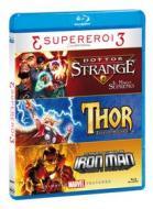 Supereroi 3. Limited Edition (Cofanetto 3 blu-ray)