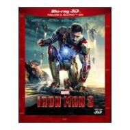 Iron Man 3. 3D (Cofanetto 2 blu-ray)