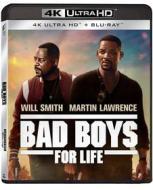 Bad Boys For Life (Blu-Ray 4K Ultra HD+Blu-Ray) (2 Blu-ray)