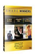 La teoria del tutto. A Beautiful Mind. Erin Brockovich. Oscar Collection (Cofanetto 3 dvd)
