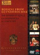 Gioacchino Rossini. Rossini From Glyndebourne (3 Dvd)