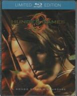 Hunger Games - Limited Edition (Blu-Ray+Dvd-Label Steelbook) (Blu-ray)